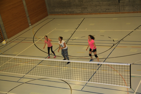 Training Juniorinnen